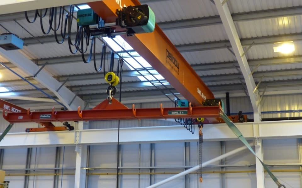 Three Tonne Spreader Beam Lifting Attachment