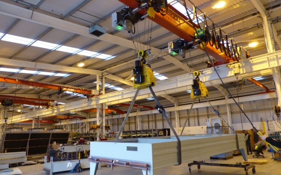 Pelloby Load Turning Unit – In Action 1