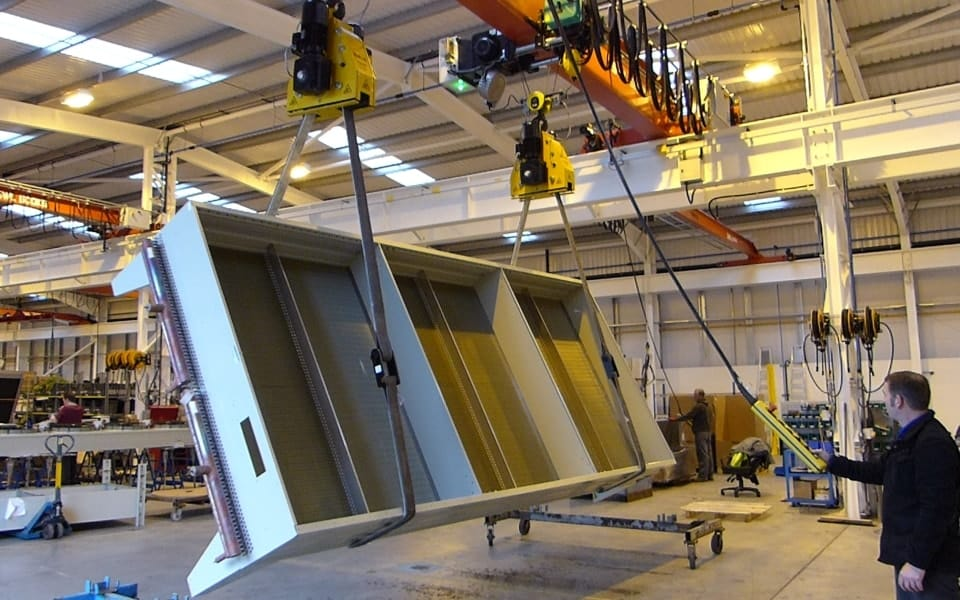Pelloby Load Turning Unit – In Action 4