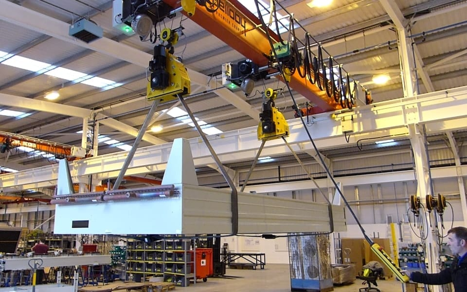 Pelloby Load Turning Unit – In Action 6