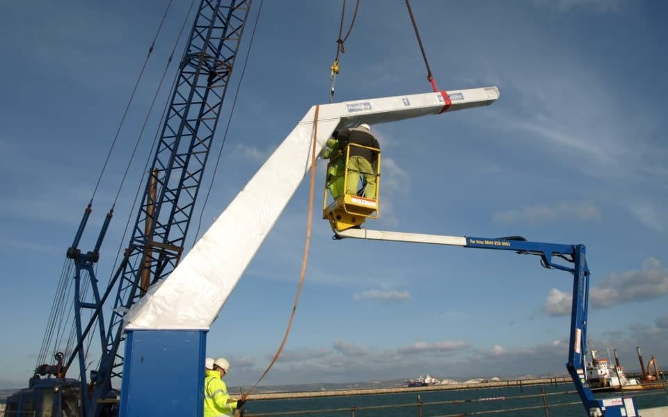 Jib Crane Maintenance : Crane operator training courses from pelloby