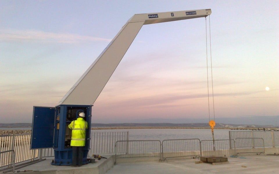 Jib Crane Repairs
