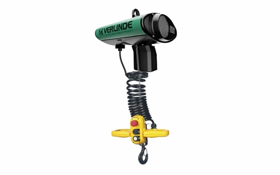 verlinde digichain hoist