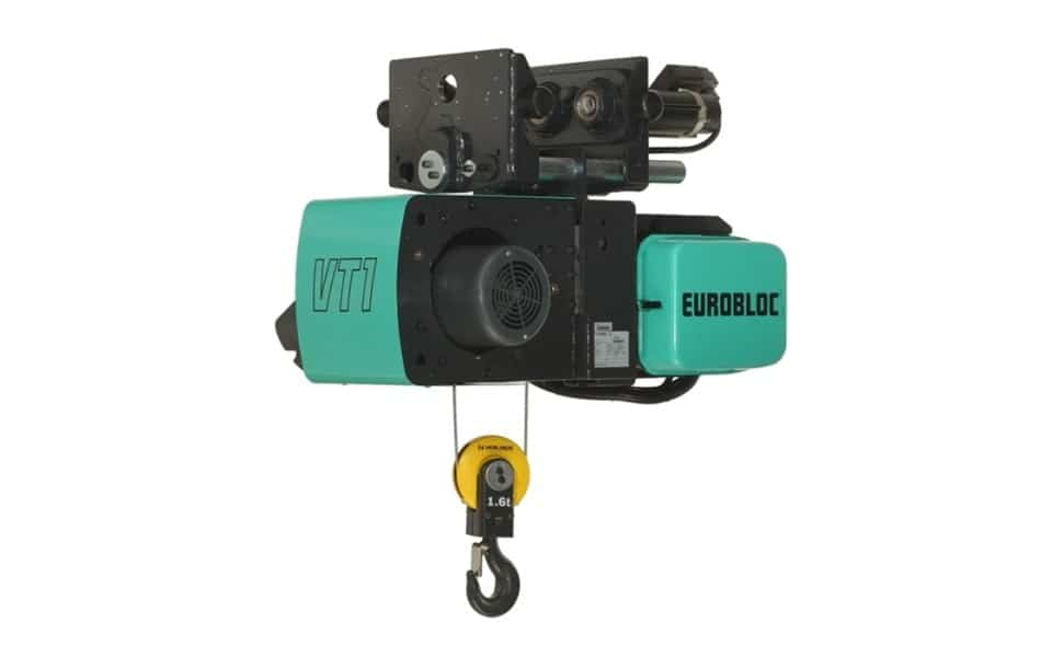 Verlinde vt1 hoist