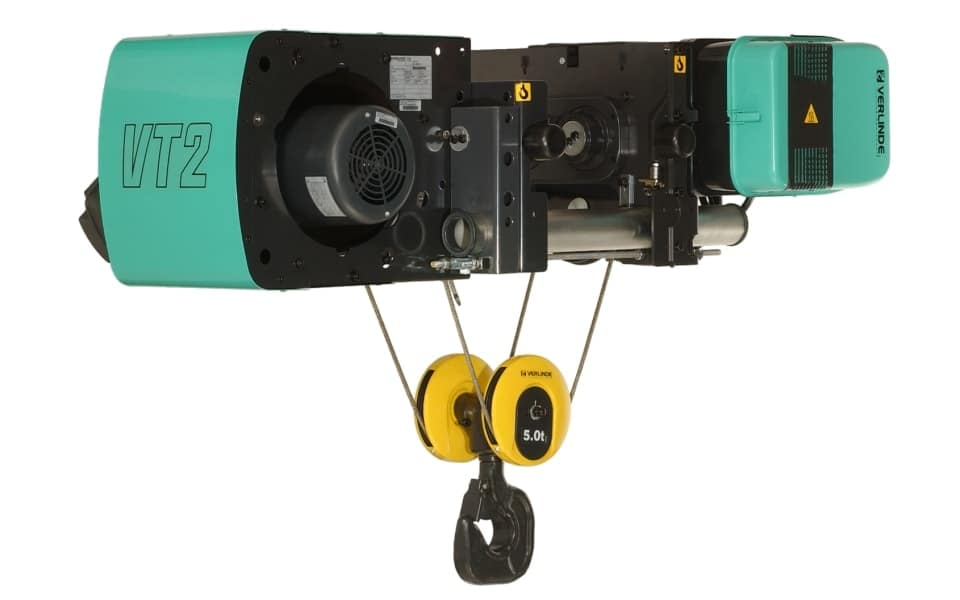Verlinde vt2 inverter hoist