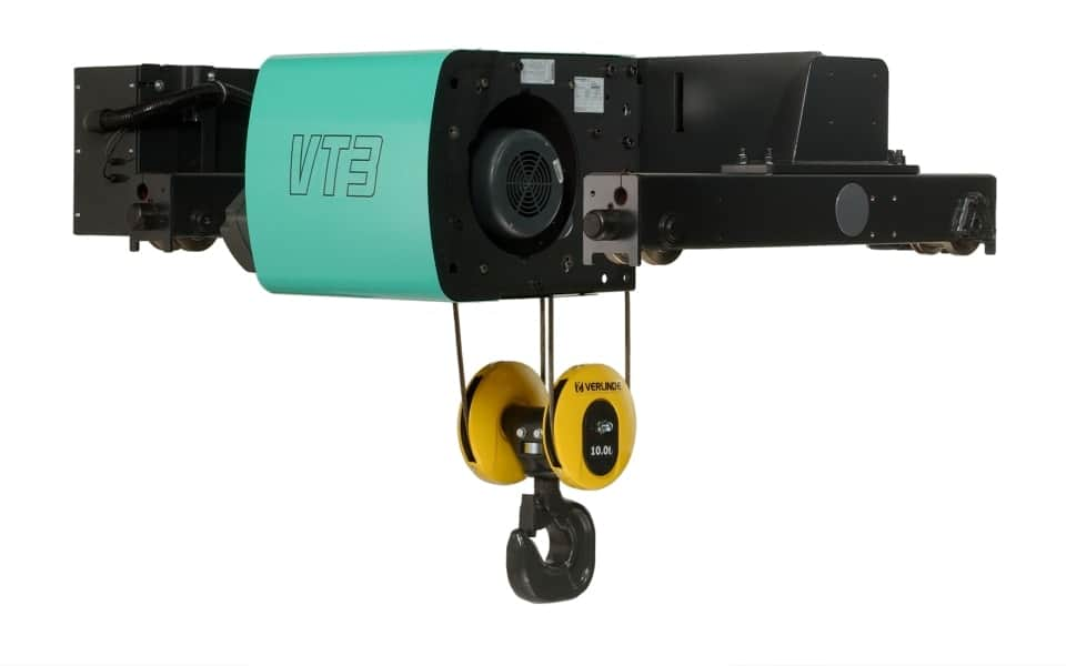 Verlinde vt3 hoist