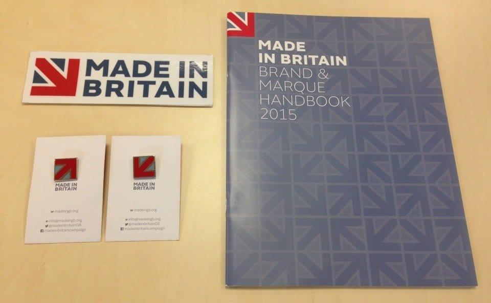 Made in Britain Handbook