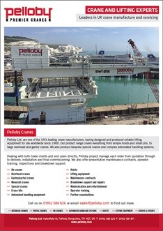 Company Overview Brochure Thumbnail