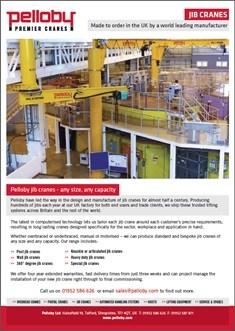 Jib Crane Brochure Thumbnail