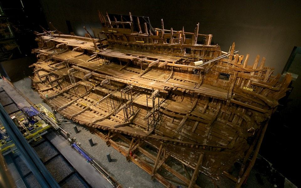 The Mary Rose Stephen Foote