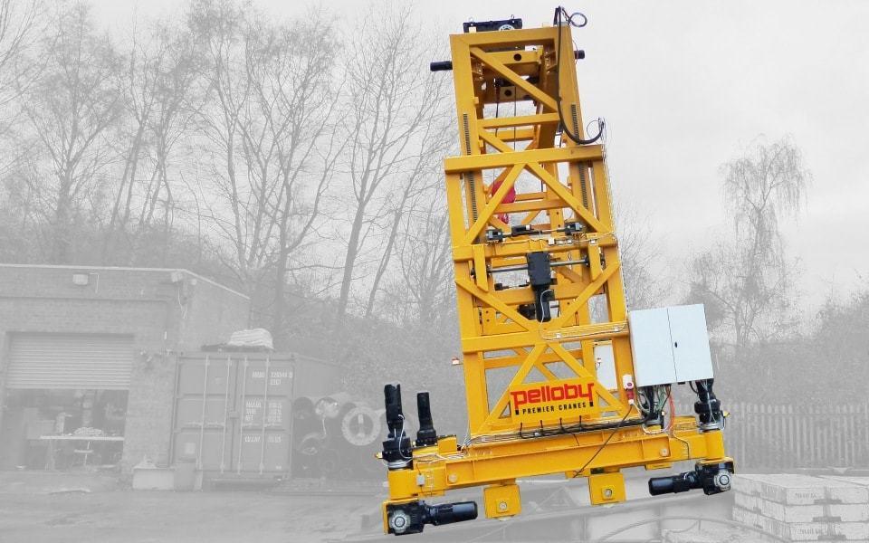 Bespoke 20 tonne gantry crane