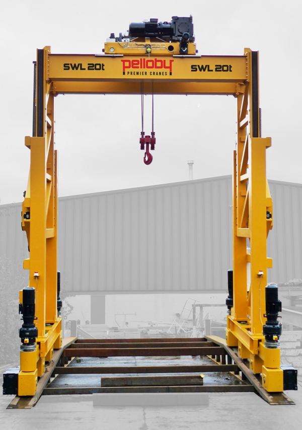 bespoke gantry crane