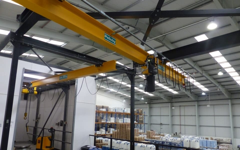 Overhead Crane Training Requirements Uk : Multisorb improve safety practices with overhead monorail