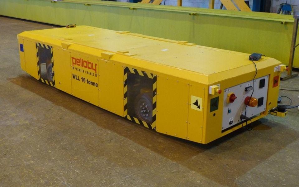 Bespoke floor transporters Pelloby