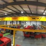 Goodfish Benefit from Special Crane Safety Features