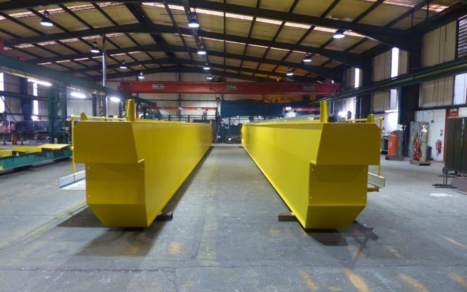 35 Tonne Crane Double Girder Beams