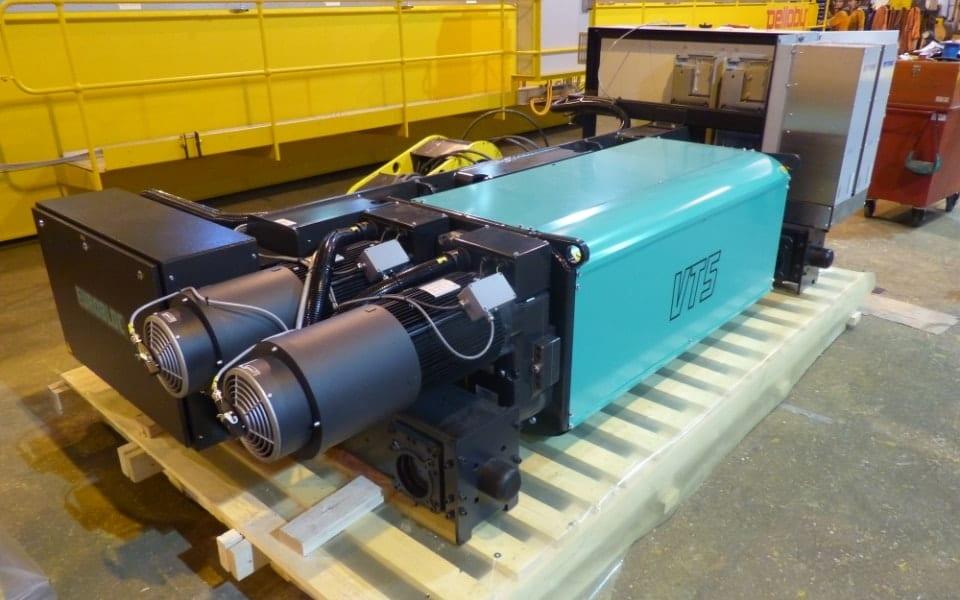 35 Tonne Crane Verlinde VT5 Hoist Unit