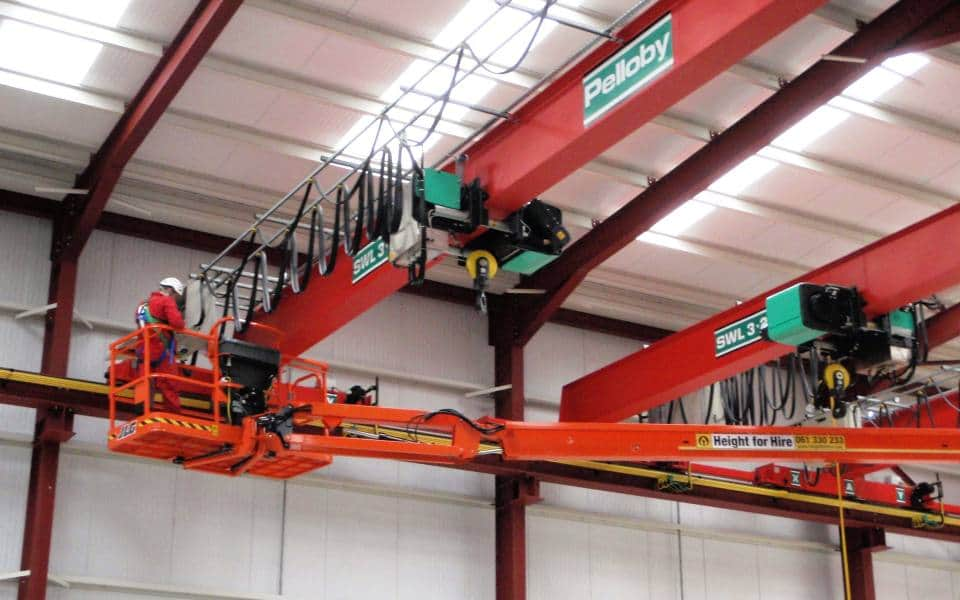 Jib Crane Maintenance : Crane repair breakdown support overhead