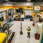Polymer Training Centre Invests in Pelloby Overhead Cranes