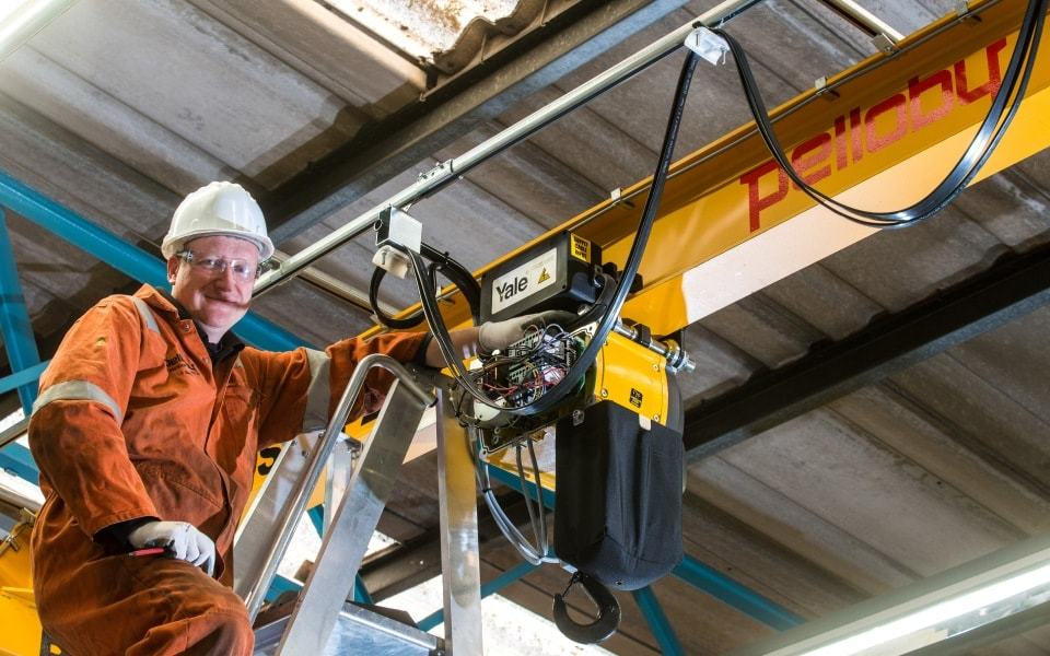 Pelloby Crane Repair Engineer