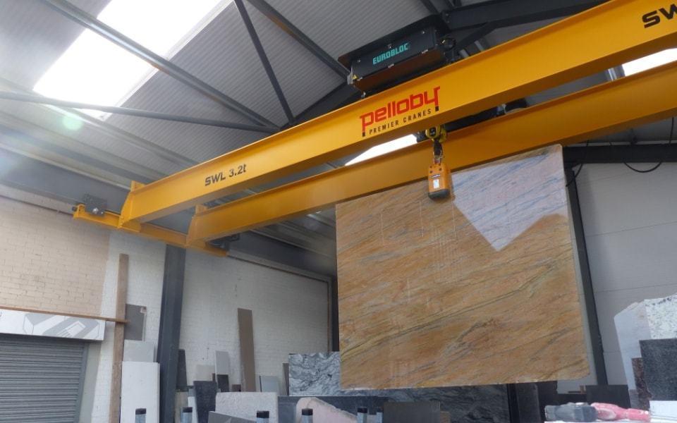 Doubel Girder Underslung Overhead Crane
