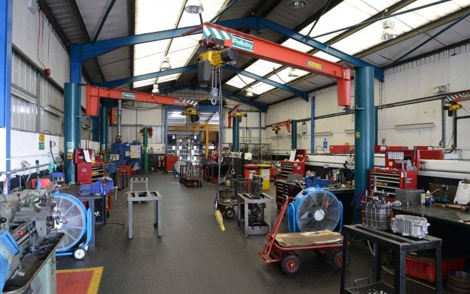 Workshop Post Jib Cranes