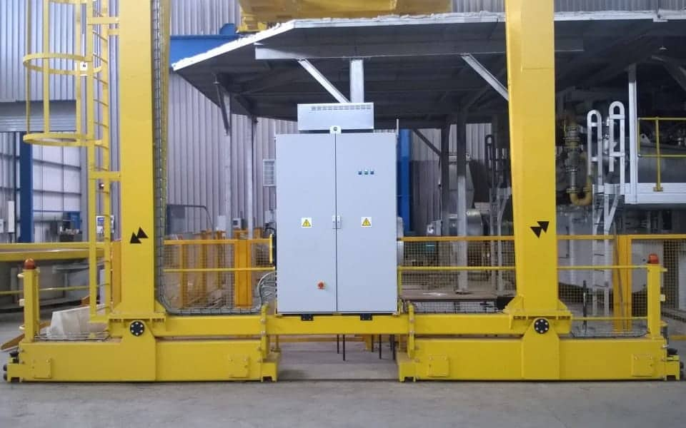 Gantry Crane End Carriage