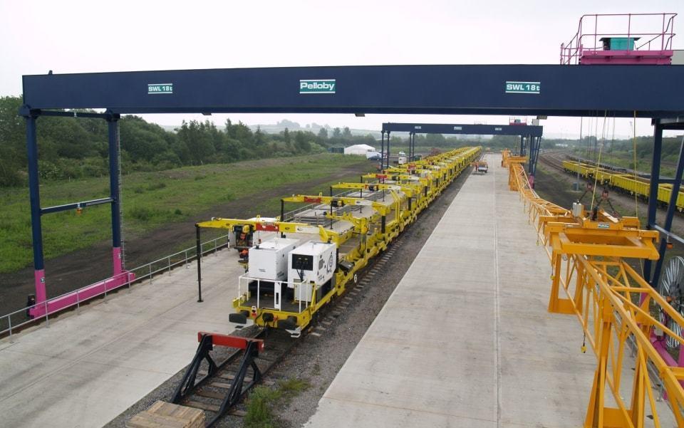Gantry Cranes | Find a Gantry Crane Designed & Manufactured