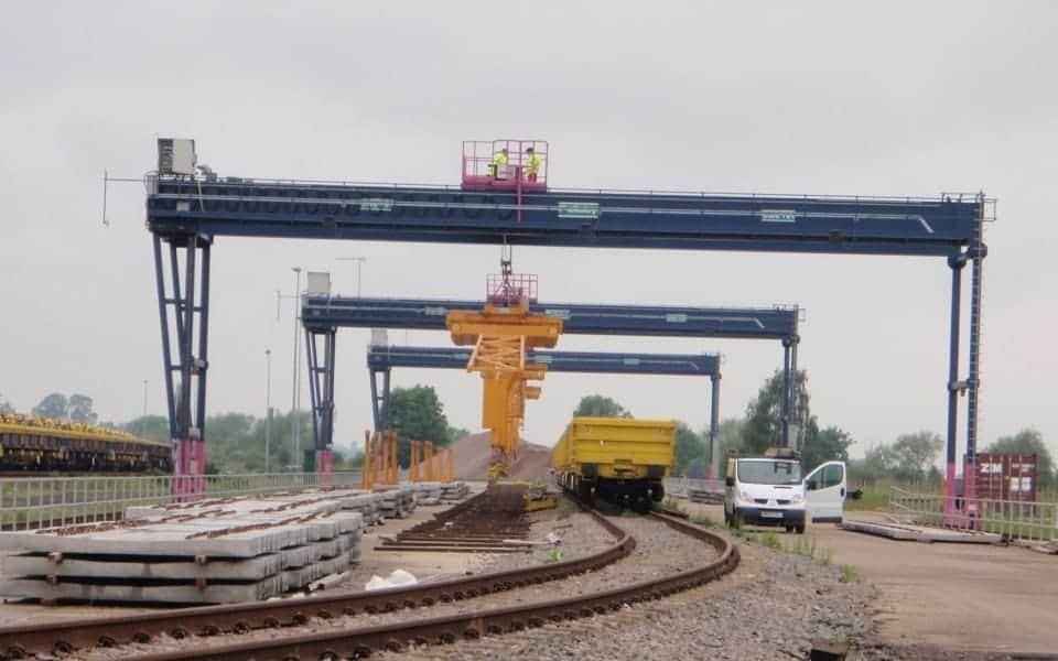 Portal Cranes