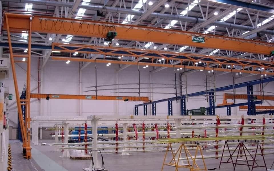 Semi-Gantry Cranes