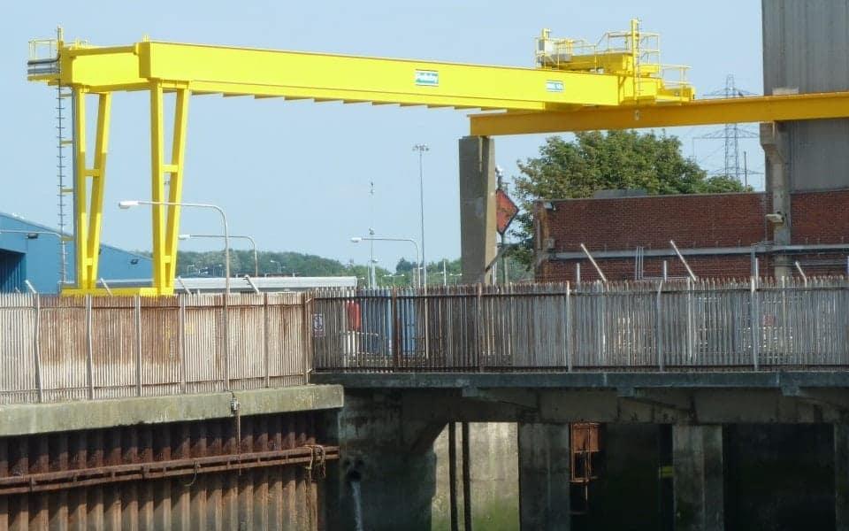 Semi-Goliath Crane