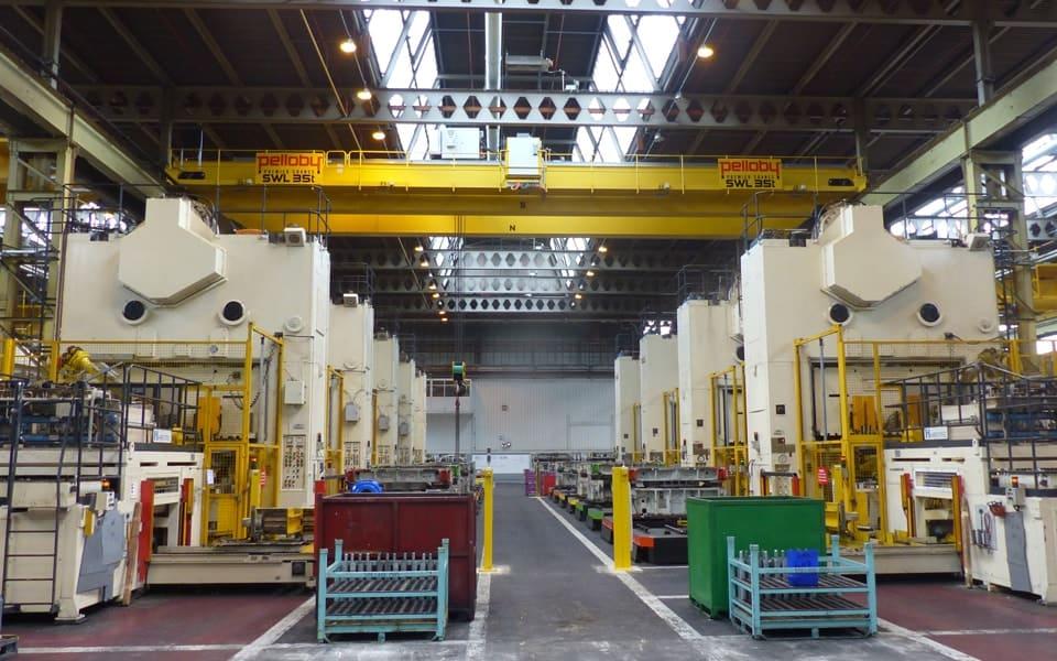35 Tonne Overhead Crane