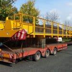 Ten Tonne Overhead Cranes for Trade Client