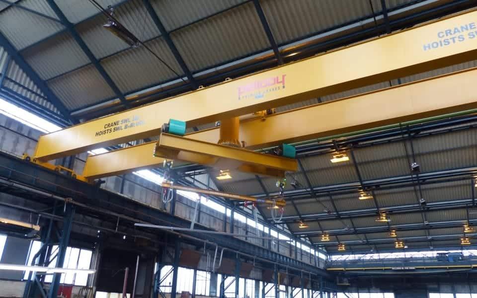 Turntable Cranes.