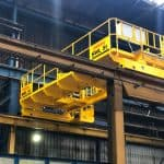 Pelloby produce 5 tonne overhead crane for existing steelwork